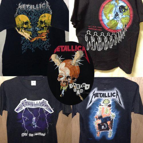バンドTシャツ買取しています。音楽ショプならではの高額査定。詳細は下の画像をタップorクリック