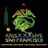 エイジア「エイジアライヴインサンフランシスコ 2012」